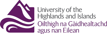 university of the highkands and islands logo